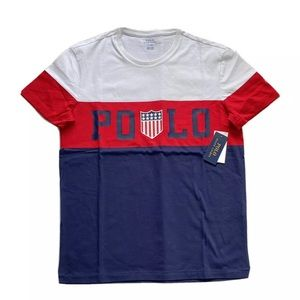 Polo Ralph Lauren Chariots Of Fire Olympic Shirt